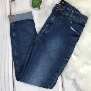 ASOS Highwaisted Ankle Jeans